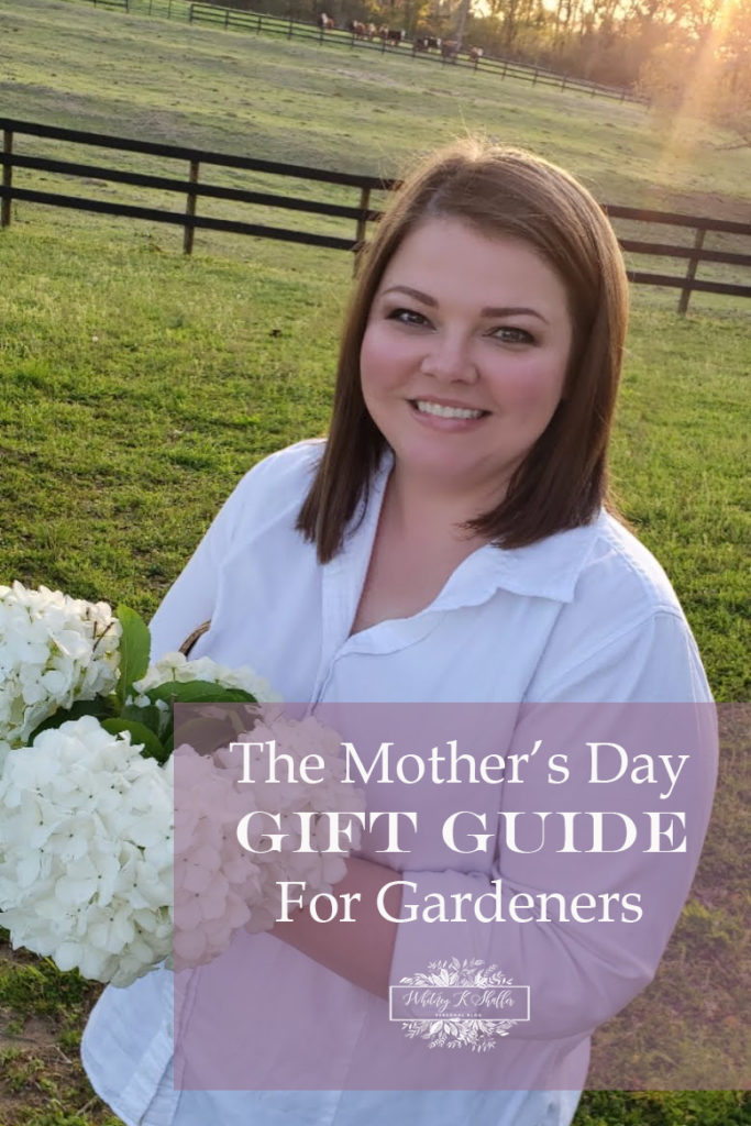 gardening, mother's day
